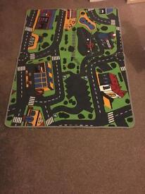 Carpet road map