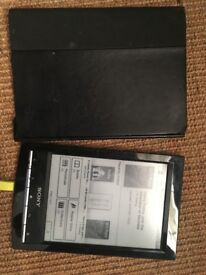 Sony eReader & Sony Cover with Light