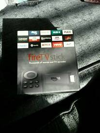 Amazon fire stick, brand new only used once