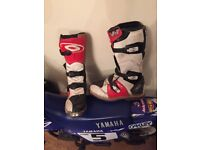 Motocross boots Thor size uk 4