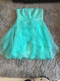 Coast size 14, turquoise
