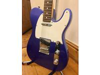 2016 Fender American Standard Telecaster - Ocean Blue Metallic - 'As New' Condition