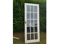 Free French style door