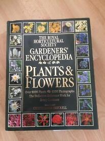 PLANTS & FLOWERS. ENCYCLOPAEDIA