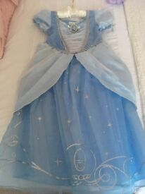 Disney dresses and shoes