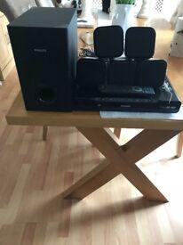 Phillips cinema surround system