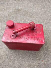 Vintage Petrol Can