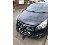 Corsa 1.4 vx style pack low mileage