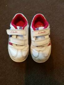 Infant size 4.5 trainers