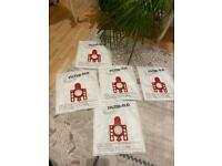5 x Vacuum Cleaner Dust Bags for Miele FJM