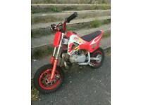 Kids dirtbike 50cc