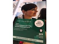 AAT course book accounting systems and controls