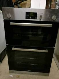 Bosch Built-in Double Oven # Excellent Condition #