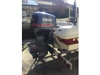 Fletcher 17GTO with 130hp Yamaha saltwater series excellent condition