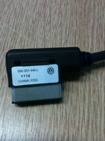 genuine Ipod to VW interface cable