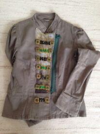 Customised cotton jacket