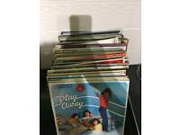75 vinyl records for Turntable mixed lot