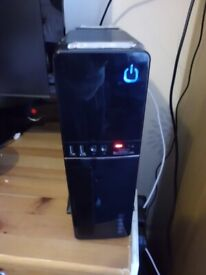 SMALL PC WITH INTEL I3-6100 ,1TB HARD DRIVE, 8GB DDR4 RAM. TOWER ONLY