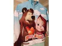 Masha And The Bear Tracksuits and swimming costume