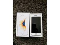 IPhone 6s gold 64gb unlocked to all networks
