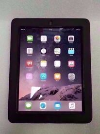 APPLE IPAD 2 16GB WIFI & CASE WITH RECIEPT