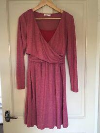 Nursing maternity dresses size 10