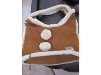 UGG Style Sheepskin Handbag – Brand New -Never Used