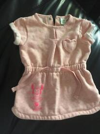 Minnie Disney dress 3 months baby girl