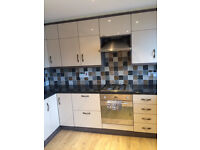 KITCHENS TRANSFORMED - With New Doors,Worktops,Matching Panel Etc.