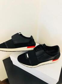 Balenciaga Runners UK7 in good condition with box and photo of the receipt.