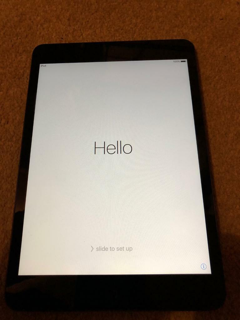 Apple iPad Mini 1st Gen with Charger, Box and iPad Mini Bluetooth Keyboard  Case  | in Fareham, Hampshire | Gumtree