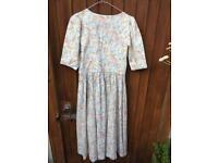 Laura Ashley vintage summer dress