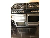 Gas cooker/ electric/ gas grill