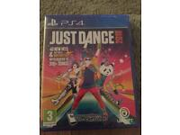 Just Dance 2018 PS4