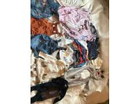 6-9 months Big bundle of clothes, girls, good condition