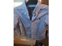 Boys Ralph Lauren shirt