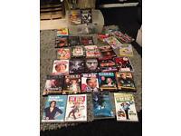 DVDs, CDs, mixed lot. Various, kids, adults