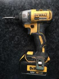 Drill 18v in excellent working order