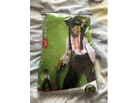 Brand new men's dressing up outfit size Large