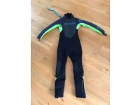 C-SKINS wetsuit, age 6, perfect condition, worn only once