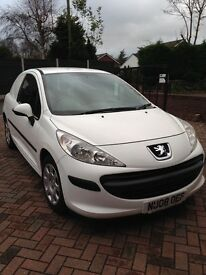 Peugeot 207, MOT until 2017, good condition
