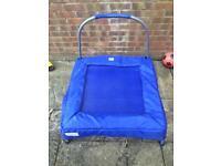 Plum mini trampoline