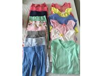 Baby girl clothes bundle - 3-6 months - 56 items