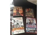 Four dvds
