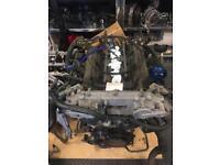Nissan 350z de engine spares