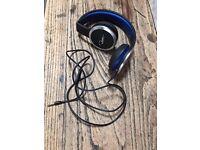 WESC Headphones - Blue