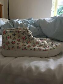 Cath kidson shoes