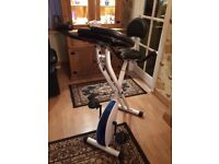 Exercise Bike as NEW