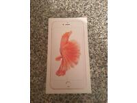 IPhone 6s Plus rose gold 16gb NEED GONE TONIGHT