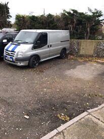 Ford transit ST rep £5550
